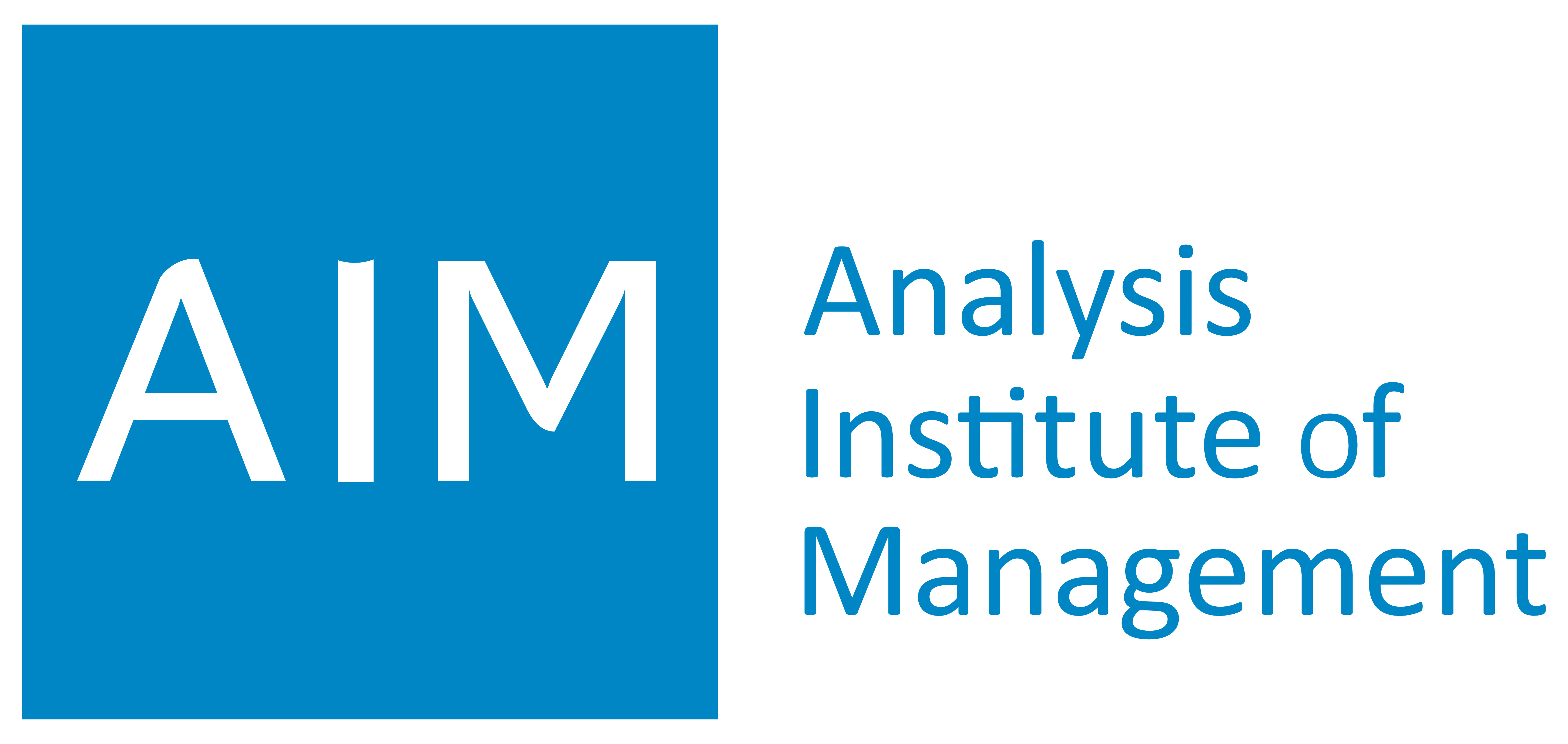 AIM Analysis Institute of Management